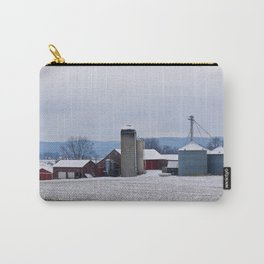 Winter's Farm Carry-All Pouch