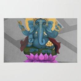 Ganesha Rug