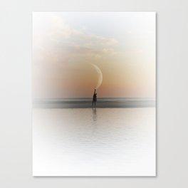 MoonReach Canvas Print