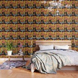 Frida Tropical Wallpaper