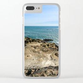 Devils Backbone Clear iPhone Case
