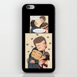 "Nagron ""Men of Honor"" (Spartacus) iPhone Skin"
