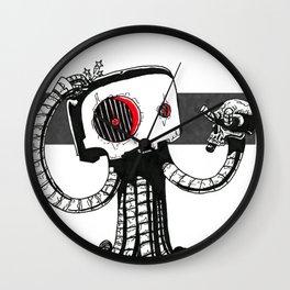 Murderbot v2.0 Wall Clock
