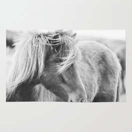 Modern Rustic Horse Rug