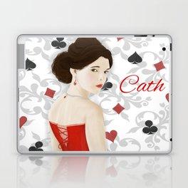 Cath Laptop & iPad Skin