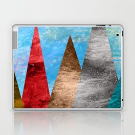 Sun and Mountains Laptop & iPad Skin