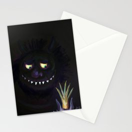 """""""Wild Things""""- Acrylic painting print Stationery Cards"""