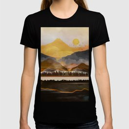 Pure Wilderness at Dusk T-shirt