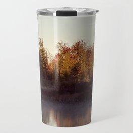 clear morning Travel Mug