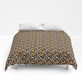 Beaver Fight Song Comforters