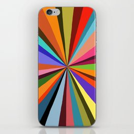 Technicolor dream 001 iPhone Skin