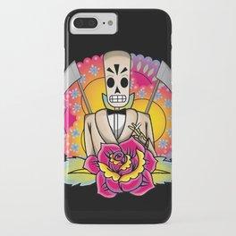Buenos días iPhone Case