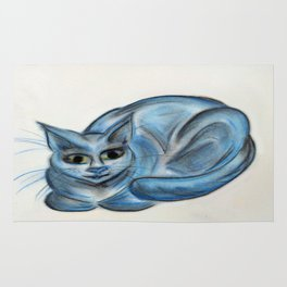 pickles marie cousteau Rug