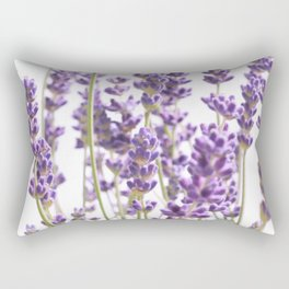 Purple Lavender #1 #decor #art #society6 Rectangular Pillow