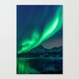 Aurora Borealis (Northern Lights) Canvas Print