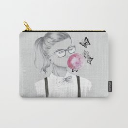Bubble Dream Carry-All Pouch
