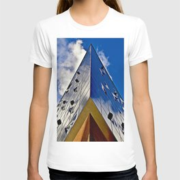 When music touches the blue sky T-shirt