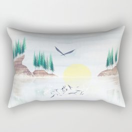Myth One Rectangular Pillow