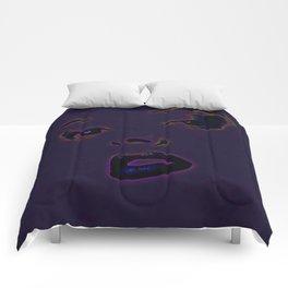 Rainbow Rose Comforters