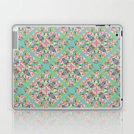 Powder Room in Blue Laptop & iPad Skin