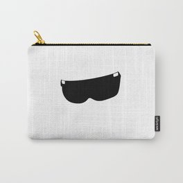 Minimalistic Stig Carry-All Pouch