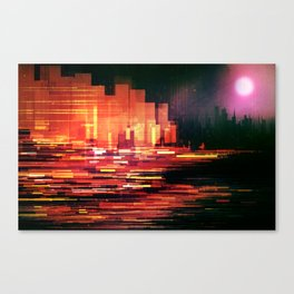The Ruby Canvas Print