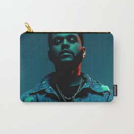 The Weeknd Portrait Carry-All Pouch