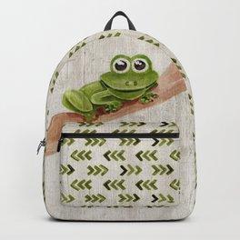 Little Frog Backpack