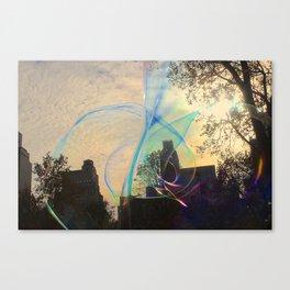 Bubble NYC Canvas Print