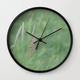 All was quiet Wall Clock