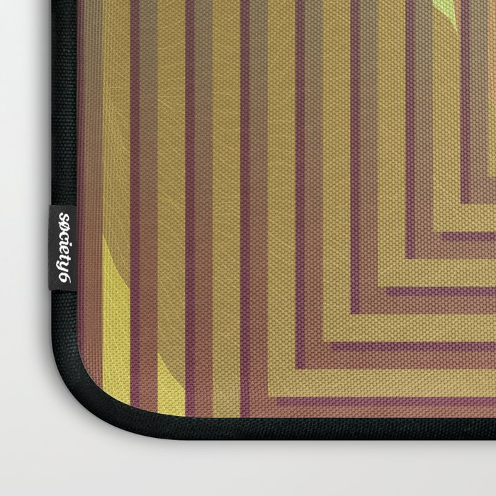 TOPOGRAPHY 2017-018 Laptop Sleeve