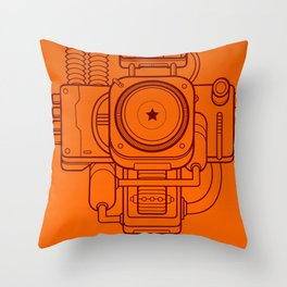 Switch Throw Pillow