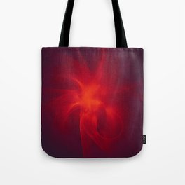Flames Within Tote Bag