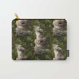 Natural artwork of the forest Carry-All Pouch