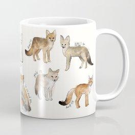 Foxes Kaffeebecher