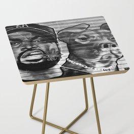 Street Talk Side Table