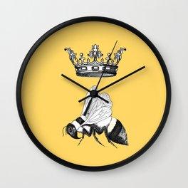 Queen Bee Wall Clock