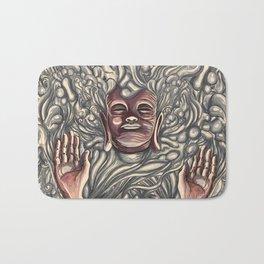 Buddha Bath Bath Mat