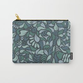 Nature Puzzle Pattern Carry-All Pouch