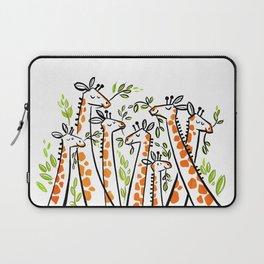 Giraffe Banquet Laptop Sleeve
