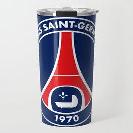Paris Saint-Germain Travel Mug