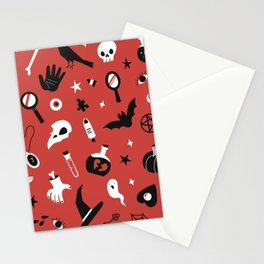 Spooksville Stationery Cards