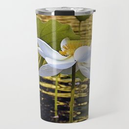 Golden pond Travel Mug