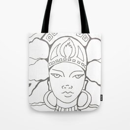 Power on the Nile Tote Bag