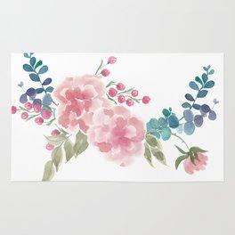floral bouquet Rug