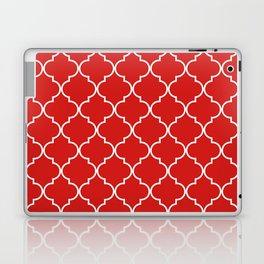 Quatrefoil - Candy Laptop & iPad Skin