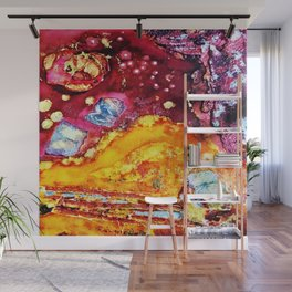 Moving to Mars Wall Mural