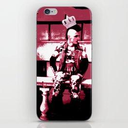 Rock Star iPhone Skin