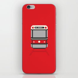 Toronto City Streetcar iPhone Skin