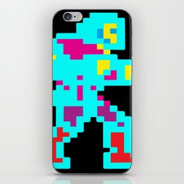 Colorful Belmont iPhone Skin